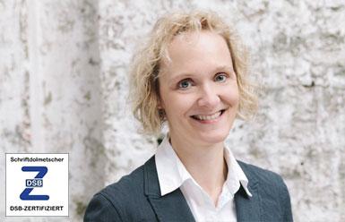 Susanne Tiedemann von lautschrift.de
